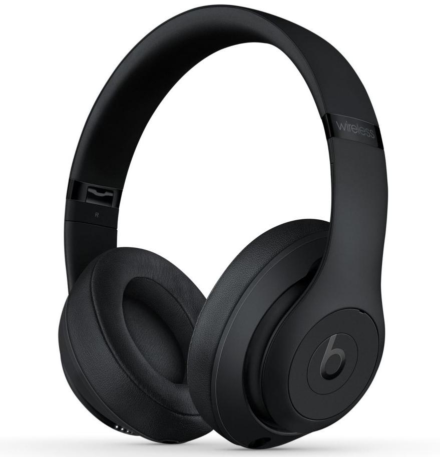 Casque audio sans-fil Beats Studio 3 Wireless - Noir Mat