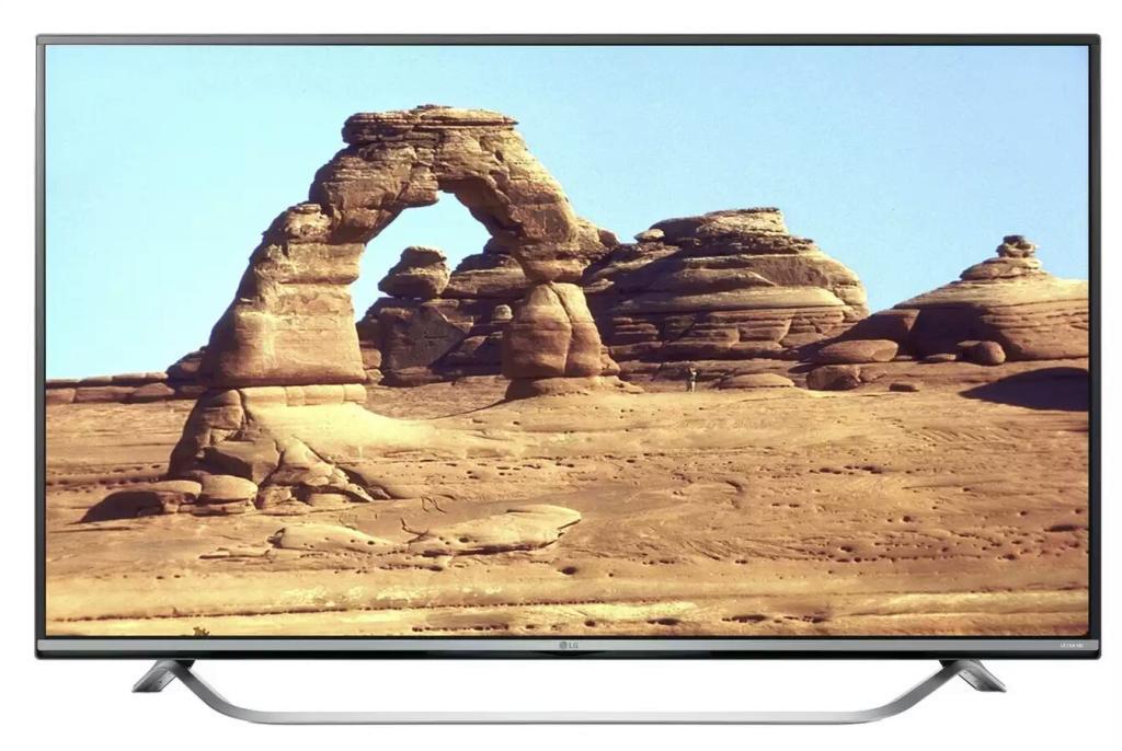 "TV 49"" LG 49UF778 - 4K (via ODR 100€ + 100€ en carte cadeau)"