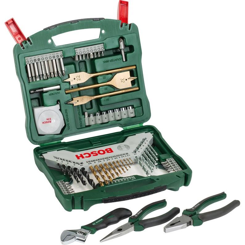 Coffret Bosch X-Line - 70 pièces (Retrait Magasin)