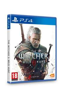 The Witcher Wild Hunt sur PS4