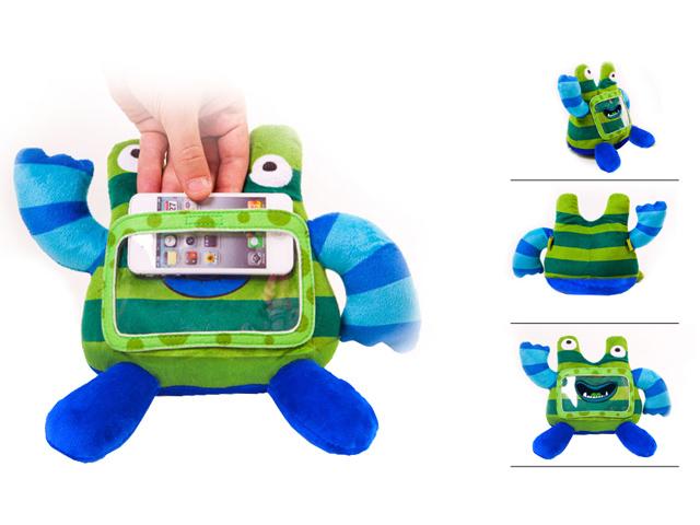 Doudou protecteur smartphones pour enfants