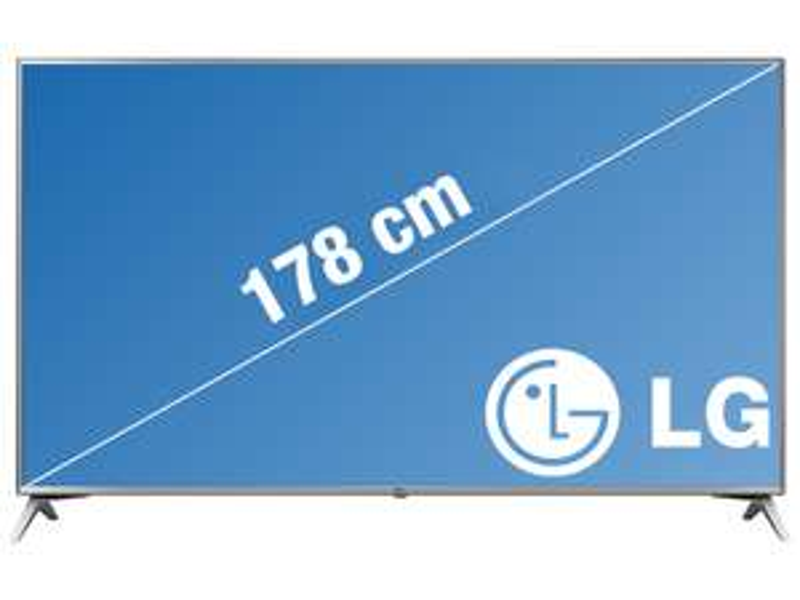 "TV 70"" LG 70UK6500 - Ultra HD 4K, LED (Frontaliers Suisse)"