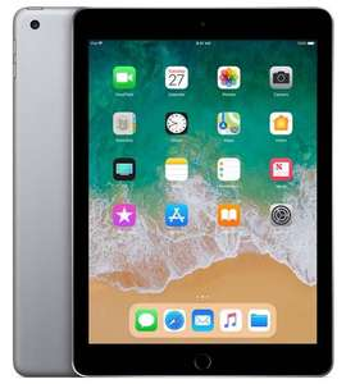 "Tablette tactile 9.7"" Apple iPad 2018 - full HD, A10 Fusion, 2 Go de RAM, 32 Go"