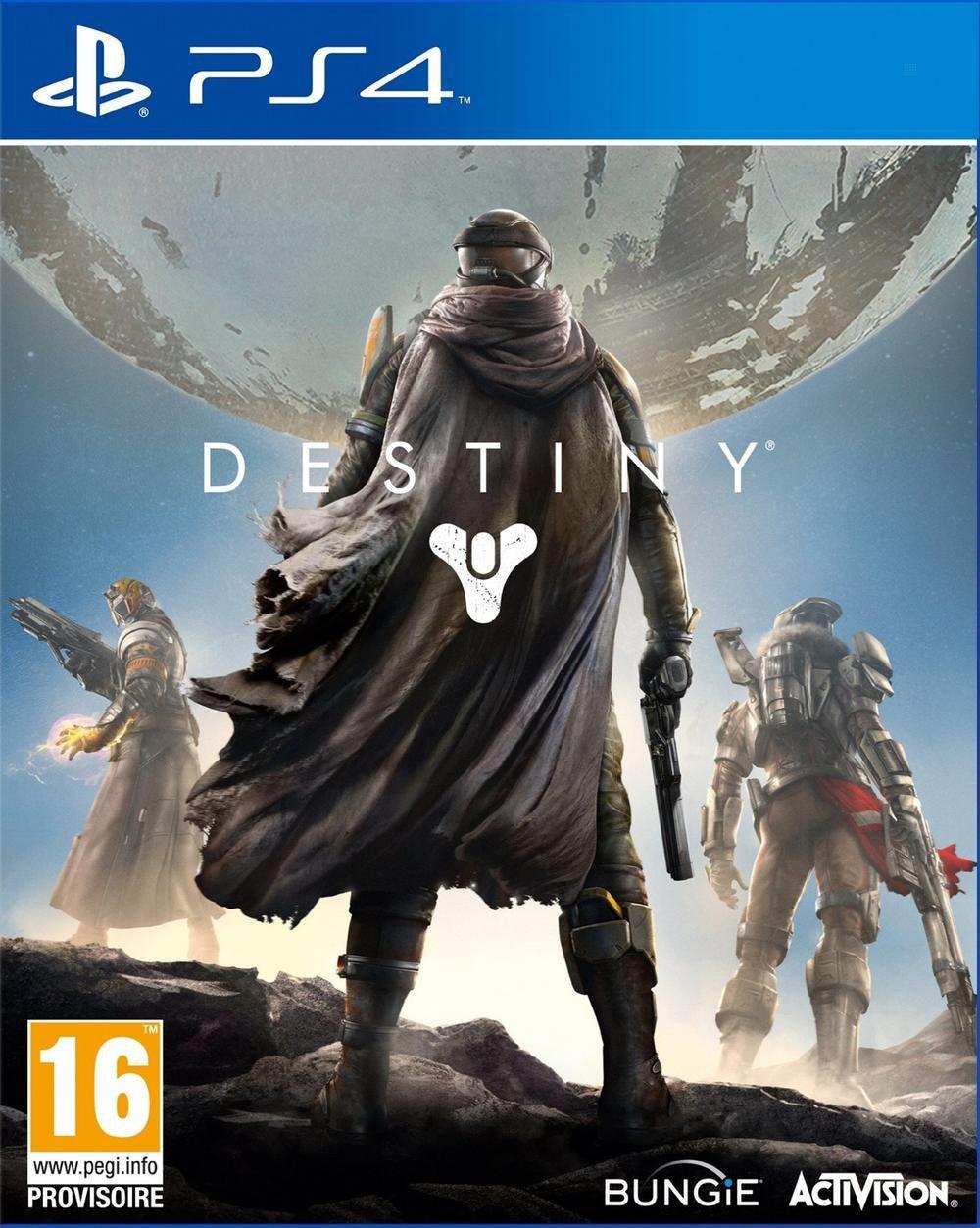 Jeu Destiny sur PS4