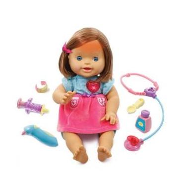 Ma poupée a soigner Vtech Little Love