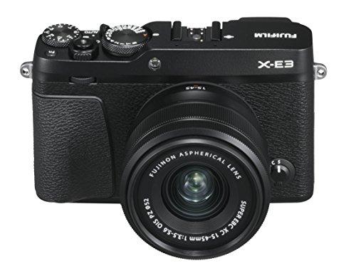 Appareil Photo Hybride Fujifilm X-E3+ XC15-45mmPZ (via ODR de 200€)