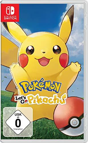 Pokemon Let's Go PIkachu ou Evoli sur Nintendo Switch