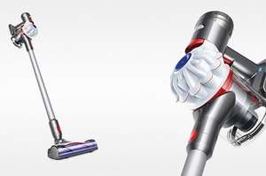 aspirateur balai dyson v7 cordfree via click collect. Black Bedroom Furniture Sets. Home Design Ideas