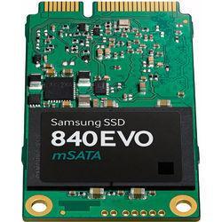 """SSD mSATA Samsung Serie 840 EVO - 2.5"""" - 500 Go - SATA III - basic Kit"""