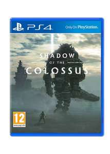 Shadow of Colossus sur PS4