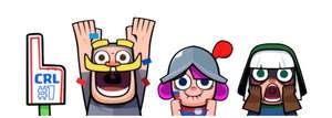 Emotes Clash Royal gratuites