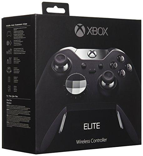 Manette sans fil Xbox One Élite- Noir