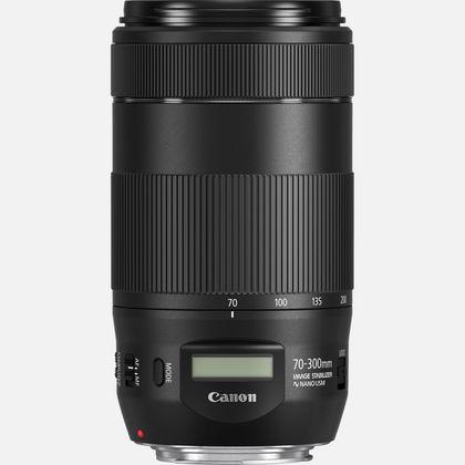 Objectif Canon Moteur ultrasonique (USM) EF 70-300 mm f/4-5.6 IS II