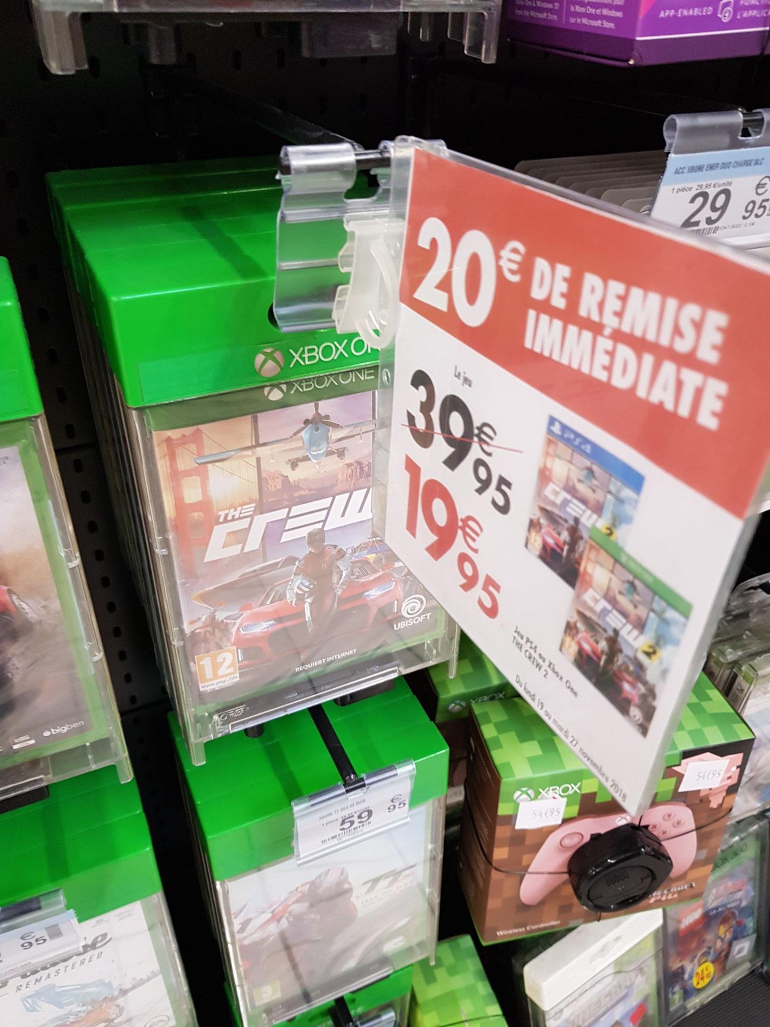 The Crew 2 sur PS4 et Xbox One - Aix-en-Provence (13)