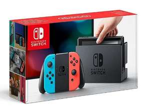Console Nintendo Switch + Just Dance 2019