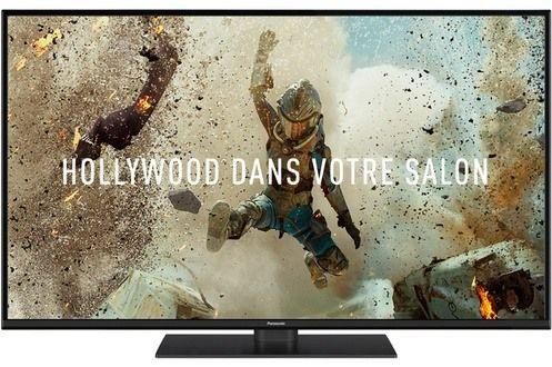 TV 553 Panasonic TX-55FX550E - 4K UHD,  HDR, Smart TV