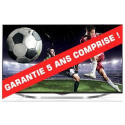 "TV 60"" LG 60UB850 - 4K UHD - 3D - 1000Hz - Smart TV - Wi-Fi - HEVC - Garantie 5 ans"