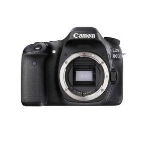 Appareil photo Reflex numérique Canon EOS 80D - Boitier Nu