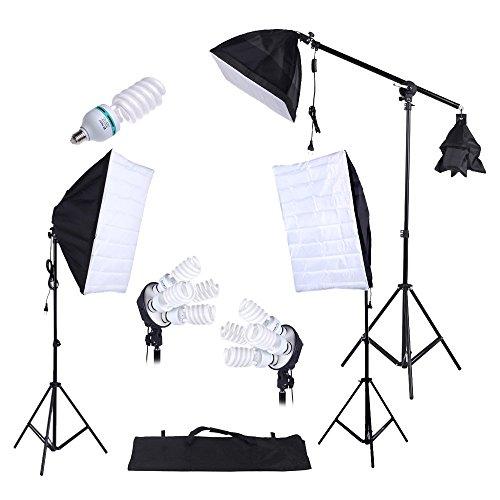 Ensemble d'éclairage pour studio photo Andoer  (vendeur tiers)