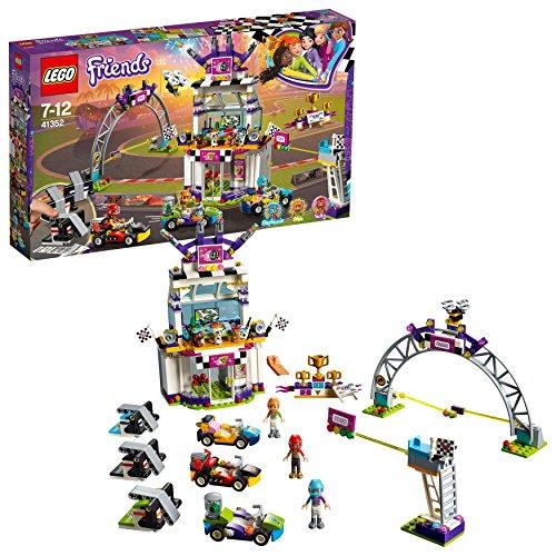 Lego Friends 41352 - La grande course