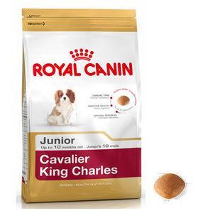 2 sacs achetés = 1 offert soit 3 sacs de 1,5 kg de croquettes Royal Canin Cavalier King Charles Junior
