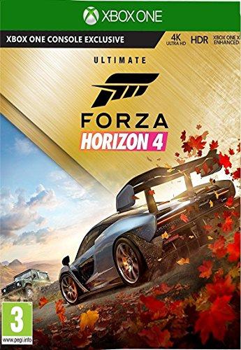 Forza Horizon 4 Ultimate Edition sur Xbox One et PC (Dématérialisé)