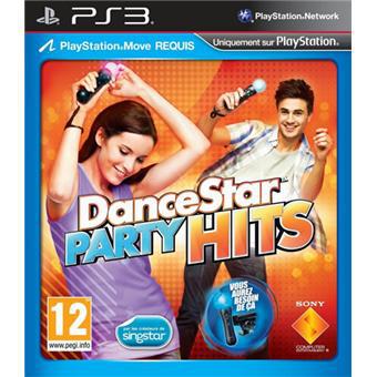 Jeu DanceStar Party Hits sur PS3
