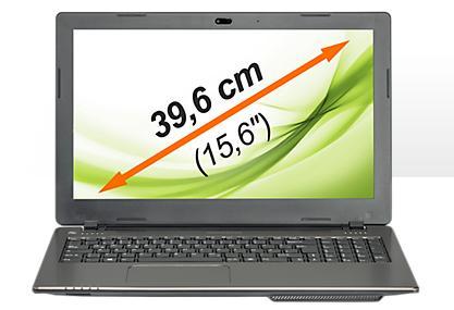 """PC portable 15,6"""" Medion Akoya E6241 (i3-4100M, 4 Go, 1 To hybride, W8.1)"""