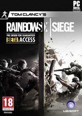 Jeu Tom Clancy's Rainbow Six Siege sur PC (Dématérialisé, Uplay)