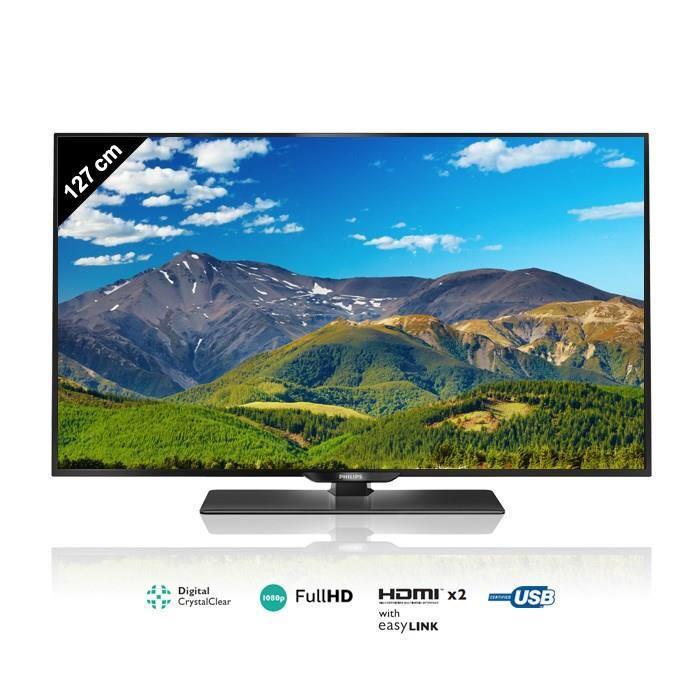 "TV 50"" Philips LED 127cm PFH4309 Full HD"