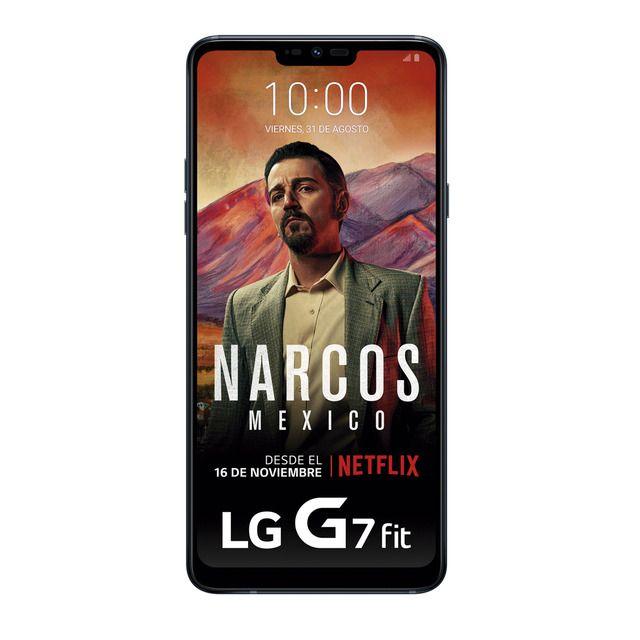 Smartphone LG G7 FIT - 64Go, 4Go de Ram (elcorteingles.es)