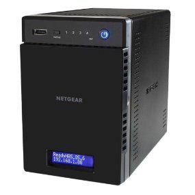 NAS Netgear RN10400-100EUS Serie 1 - 4 baies