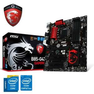 Carte mère MSI B85-G43 GAMING