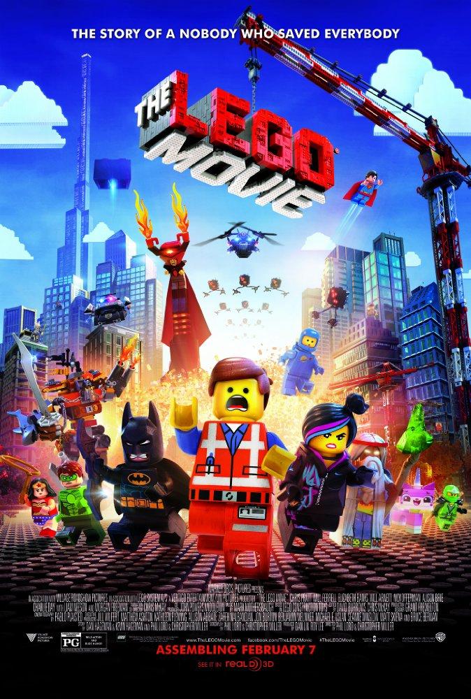 The Lego Movie (La grande aventure Lego) visionnable Gratuitement le Vendredi 23 Novembre 2018 en Streaming (warnerbros.com)
