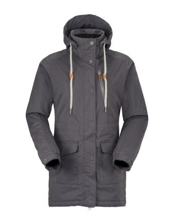 Veste Eider Sulens Coat Warm W Gris Graphite Femme  T36/42