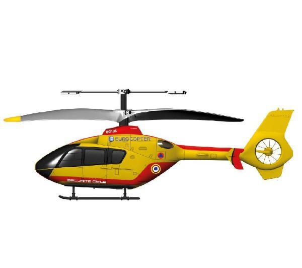 Hélicoptère RC Silverlit Power in Air Eurocopter EC-135