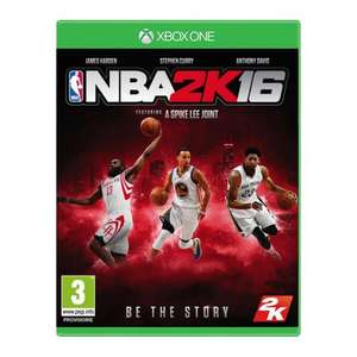 Précommande: NBA 2K16 sur Xbox One