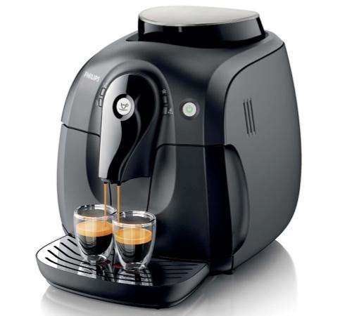 Machine à café automatique Philips Serie 2000 Puro HD8650/01 MaxiPack (avec ODR 30€)