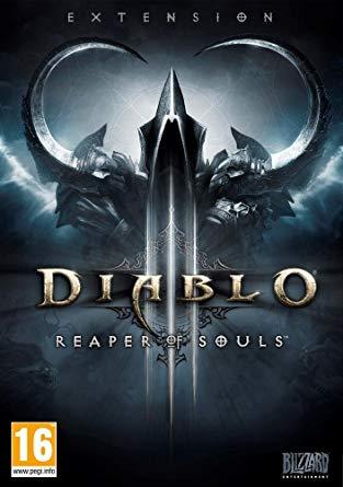 Diablo III : Reaper Of Souls (Dématérialisé)