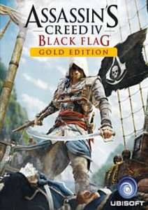 Assassin's Creed IV - Black Flag Gold Edition sur PC