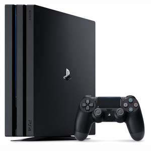 Console Sony PS4 4 Pro 1To - Noire