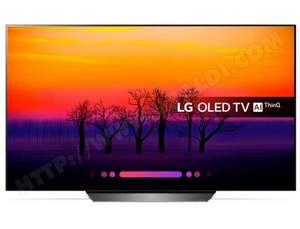 "TV 55"" LG OLED55B8V - 4K UHD, OLED, Smart TV"