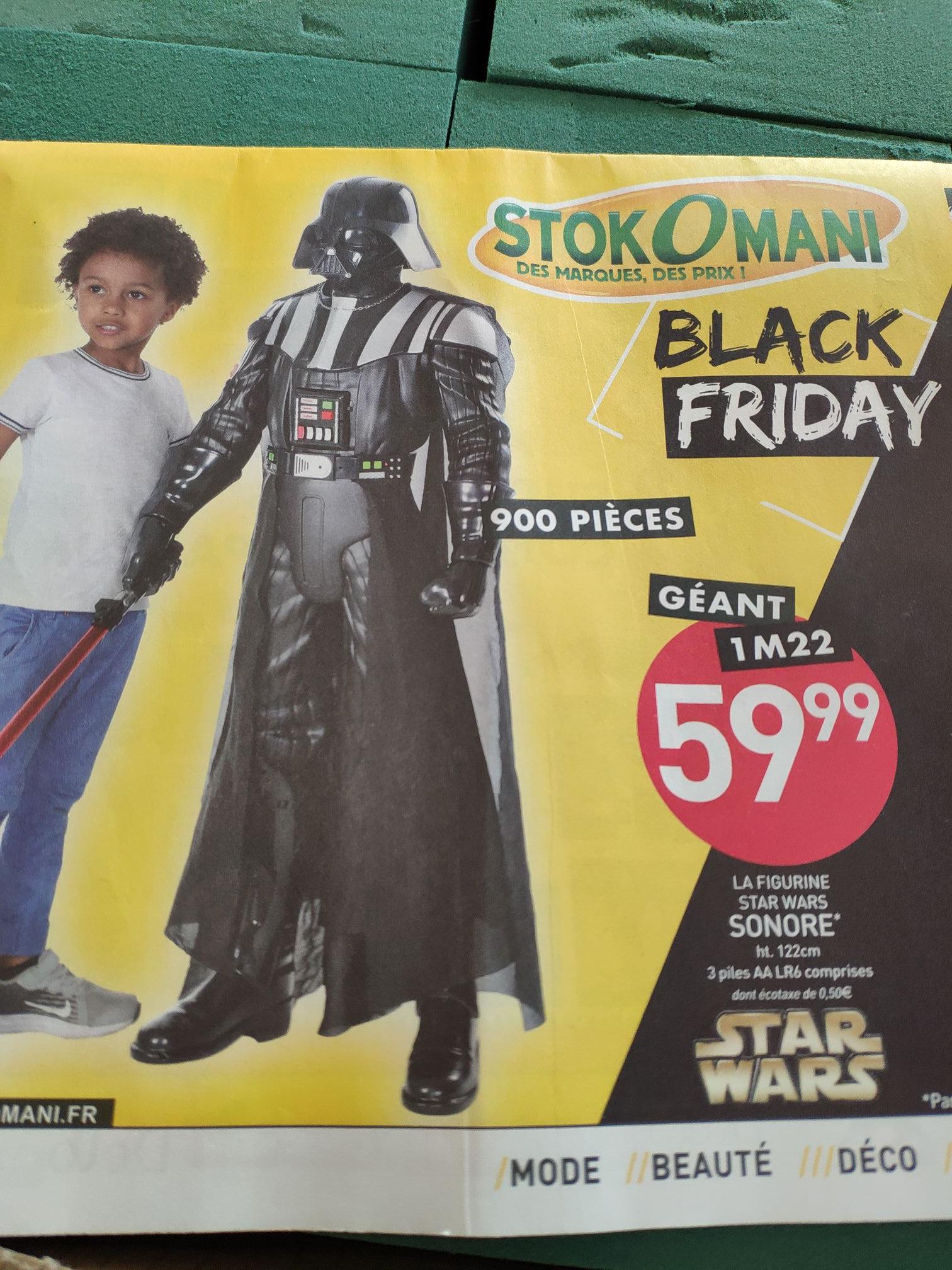 Figurine Star Wars Dark Vador