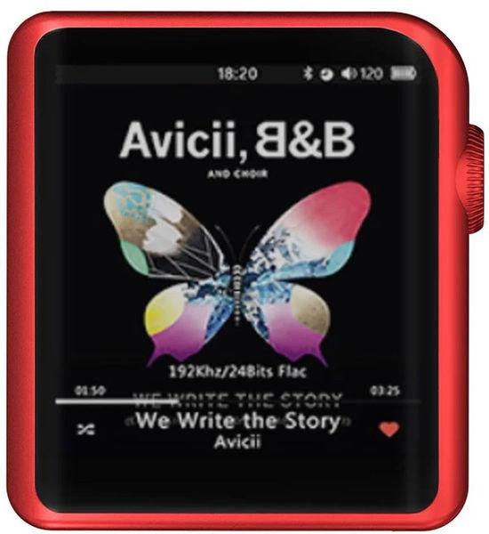 Baladeur audiophile Shanling M0 + carte MicroDS Transcend  64 Go - différents coloris