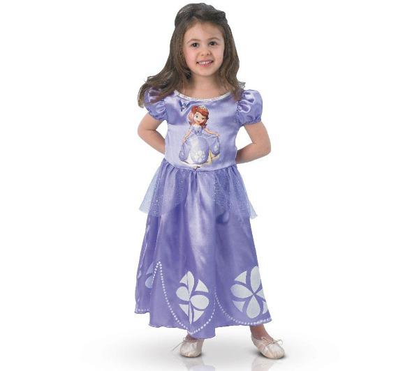 Sélection de déguisements Rubie's Disney en soldes (voir liste) : Ex : Costume enfant Sofia - Taille 2-3 ans