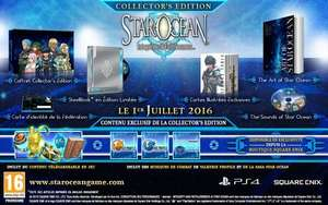 Sélection de jeux en promotion Ex: Star Ocean : Integrity and faithlessness - Collector Edition sur PS4