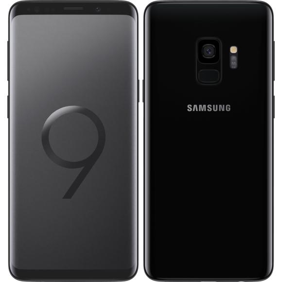 smartphone 5 8 samsung galaxy s9 garantie 2 ans noir simple sim en superpoints. Black Bedroom Furniture Sets. Home Design Ideas