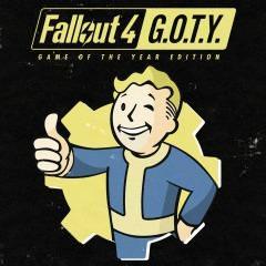 Fallout 4: Game of the Year Edition sur PC (Dématérialisé - Steam)