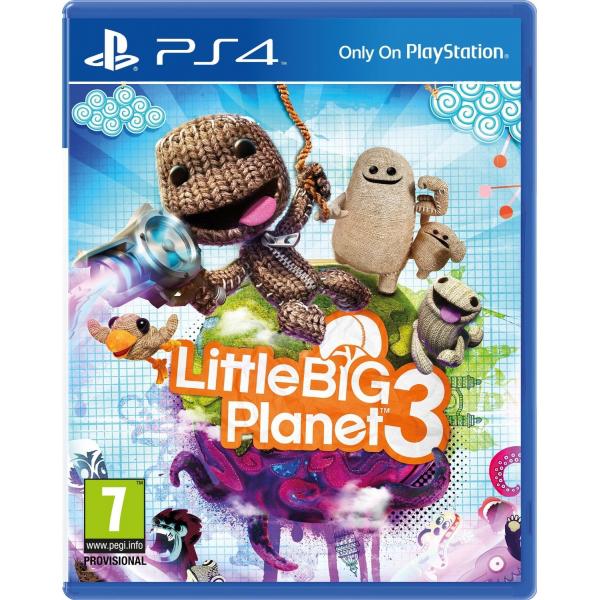 Little Big Planet 3 sur PS4