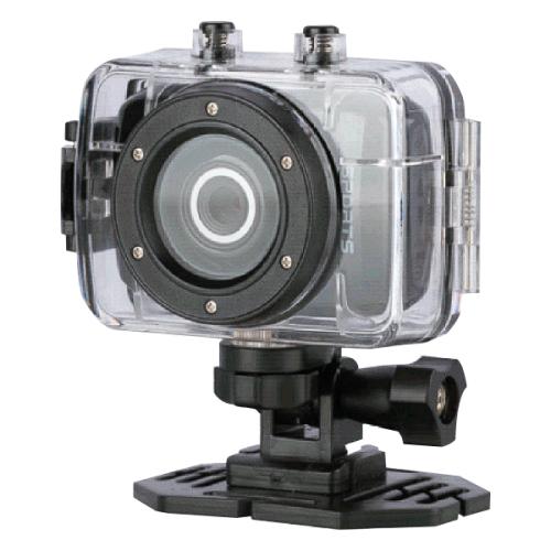 Camera étanche Full HD + accessoires